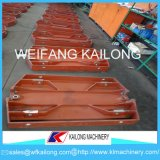 High Quality Assembly Line Used Pallet Car for Foundry