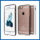 TPU Bumper Case Hard Clear Back Panel for iPhone 6s