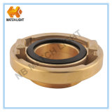 Ningbo 2 Inch Brass NPT Male Threaded Quick Storz Coupling