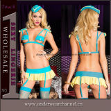 Wholesale Adult Carnival Stewardess Halloween Sexy Costume (8885)