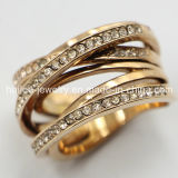 Fashion and Hot Sale Stainless Steel Charm Ring
