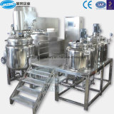 Jinzong Tomato Sauce Mayannaise Cream Vacuum Blending Tank Mixing Equipment