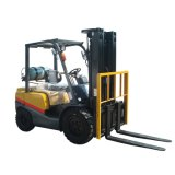 2.5 Ton LPG Forklift with American EPA Approved Gasoline Engine and Customized Color