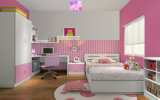 Children Bedroom and Kid Bed European Style