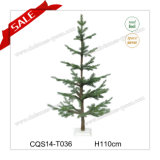 Hot Selling PE Christmas Decoration H110cm Christmas Tree Fashion Jewelry