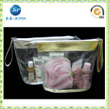 Wholesales Transparent Clear PVC Plastic Cosmetic Bag with Zipper (JP-plastic033)