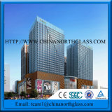 10.38 Low-E Laminated Glass for Curtain Wall