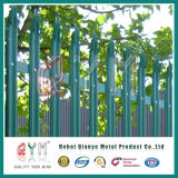 Home & Garden Decorative Metal Palisade Steel Fence/Picket Steel Fence