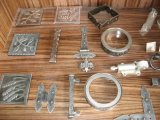 CNC Machining Zamak Die Casting Spare Parts for Hardware