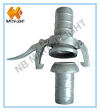 Steel Zinc Plated Perrot Coupling
