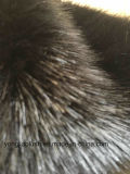 Black Mink Imitation Fur