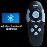 Mini Wireless Bluetooth Game Controller Gamepad Selfie for Android Ios iPhone PC Laptop TV Box Vr 3D Glasses Escrow