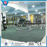 Indoor Rubber Tile/Square Rubber Tile/Colorful Rubber Paver