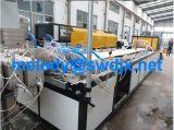 The Plastic PVC Foaming Profile Line
