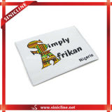 Colorful Decorative Woven Label for Clothing