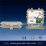 CATV Fttc Aluminum Waterproof Optical Node Optical Receiver (WR1002ME)