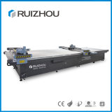 Automatic Feeding CNC Leather Cutting Machine with Conveyor Belt
