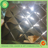 Decorative Stainless Steel Wall Panel Stamping Steel Sheet From China Supplier