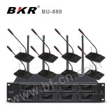 Bu-880 Multi Channel Wireless Microphone System