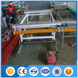 Hwt-a Flat Printer Automatic Silk Screen Printer