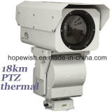 Tc41021-PT / Tc4328-PT Series Long-Range Zoom Thermal Camera with Ufpa Vox Detector