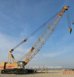 Hydraulic Lifting Hoisting Equipment CQUY1500 Crawler Crane
