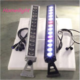 Hot Selling LED Light 14 X 30W 4in1 RGB Wall Wash Lamp Outdoor Waterproof