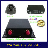 Vehicle GPS Tracker with Camera and Fuel Sensor