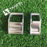 """Stainless Steel 1.5""""X1, 800lbs Cam Buckle"""