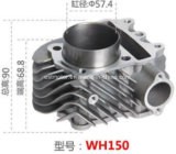 Motorcycle Parts Motorcycle Cylinder for Wh150