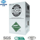 99.9% Purity Mixed Freon Gas R404A Refrigerant Replacing R12
