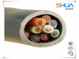 Sq2.5mm 4mm 6mm PVC Coated Copper Core Electrical Wire