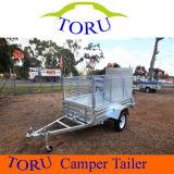 Toru Single Axle Box Trailers