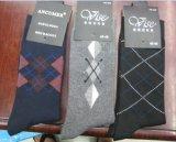 Fashion Old Men Suit Dressing Socks