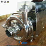 Hygienic Grade Stainless Steel Electric Centrifugal Pump with Open Impeller