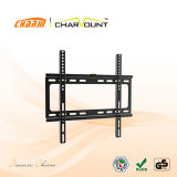 Slim Max. Vesa 400X400 Heavy-Duty Fixed LCD TV Mounts (CT-PLB-E3002A)