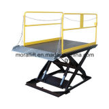 Hydraulic Scissor Type Dock Lift with CE