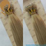 Pre Bonded Brazilian Human Hair Nano Ring Hair Extension