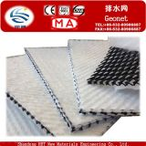 Tri- Planar Composite Drain Liners