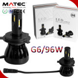 LED Auto High Power Car Motorcycle G5 G6 LED Headlight Bulbs H4 Kit H7 H1 H3 H11 H13 9007 9004 9005 9006 H4 Car LED Headlight