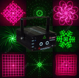 Mini Laser Stage Lighting with 16 Graphics