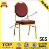 Steel Round Back Stacking Banquet Chair