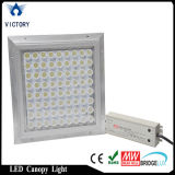 IP65100lm/W 120W LED Canopy Light for Gas Station