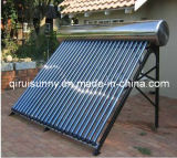 Stainless Steel Non-Pressure Solar Water Heater for Argentina