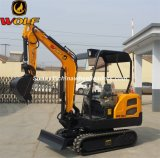 1.8t Mini Digger with 450mm Bucket