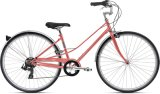 Lady City Bike with Shimano 7 Speed