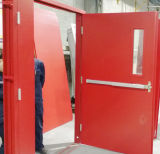 UL Listed Steel Fire Door for Fire Escape Access (CHAM-ULSD002)