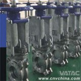 Carbon Steel Wafer Knife Gate Valve
