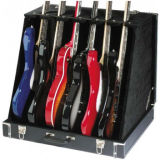 Competitive 6 Electric or 3 Acoustic Guitar Case