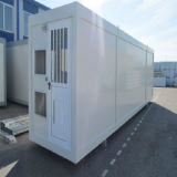 Prefabricated Light Steel Portable Cabins